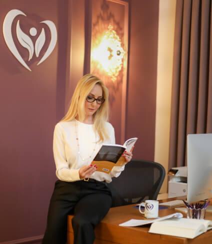 Datem kurucusu Prof. Dr. Ebru Şalcıoğlu
