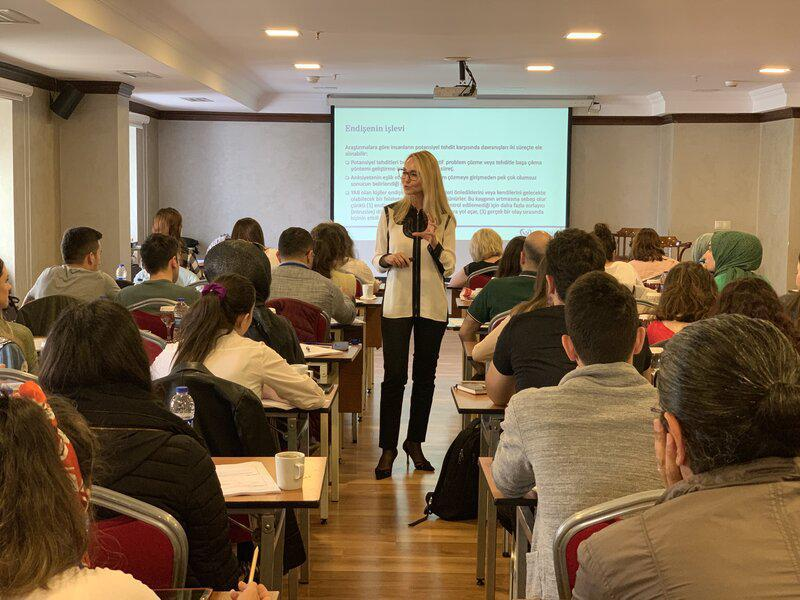 Bilişsel ve Davranışçı Terapiler Eğitimi – Online |2021-2022 Güz Dönemi - 2